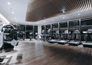 Gyms and Fitness Centers