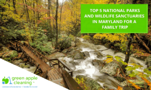 Top 5 National Parks and Wildlife Sanctuaries in Maryland for a Family Trip