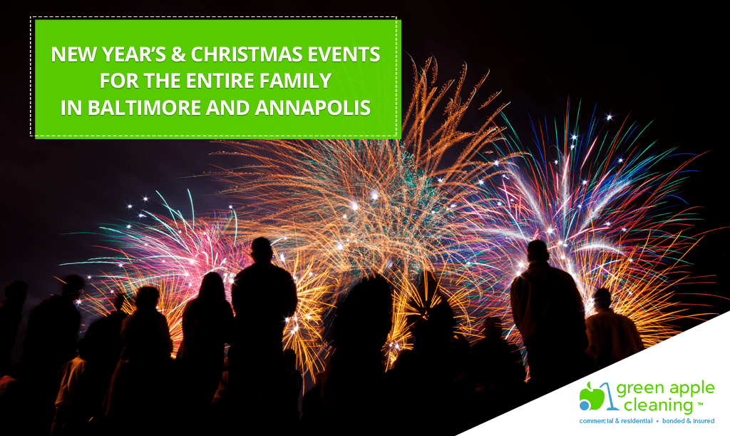 New Year's & Christmas Events for the Entire Family in Baltimore and Annapolis